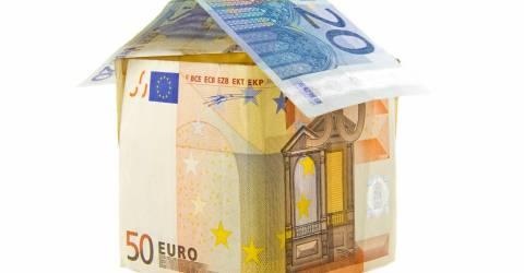 Huis van briefgeld